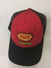TNT Trucking hat cap Mesh Strap back