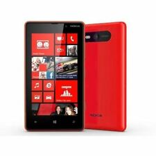 Nokia Lumia 820 8GB - Red (Unlocked) Smartphone - New Condition With Warranty