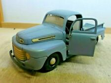 Maisto 1:25 Ford F1 Pickup 1948 Pigeon Blue Very Old