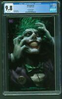 DCeased #3 CGC 9.8 Comic Mint Edition B Derrick Chew Minimal Trade Variant Cover