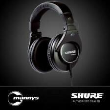Shure Srh840 Professional Monitoring Headphones (black)