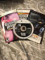 Guitar Hero III: Legends of Rock (Microsoft Xbox 360, 2007) - Complete - Fr Ship