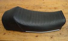 Honda CB 650 F Typ RC03 Sitzbank von Giuliari seat used Sitz - Bank in schwarz