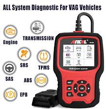 Automotive Full System Scanner ABS SRS Oil EPB Code Reader Fr VW Audi Skoda Seat