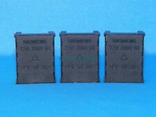 Siemens 720-2001-01 bus module for S7 PLC (Lot of 3)