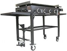 Blackstone 36 in Outdoor Propane Gas Grill Griddle Cooking Station 4 SS Burners
