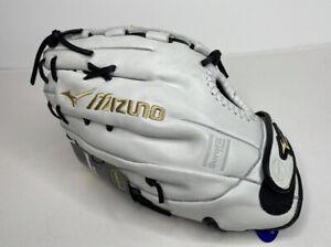 White Mizuno MVP Prime Fastpitch High School Travel 12.5 Inches Softball Glove