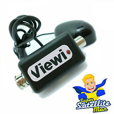 More details for viewi tv link for sky plus hd magic eye brand new free postage !