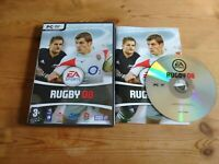 Rugby 08 (PC GAME) DVD ROM Boxed and Complete With Manual VGC