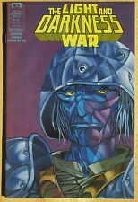 Epic Comics, The Light and Darkness War, # 3, Photos Good Show Condition