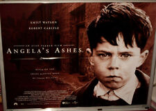 Cinema Poster: ANGELA'S ASHES 2000 (Quad) Robert Carlyle