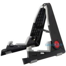 Foldable A Frame Mini Guitar Floor Stand Holder For Violin Ukulele Mandolin