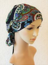 Chemo head cover, chemo cap, bad hair day scarf, chemo head wear, elegant tichel