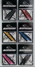 MotoKing Bmx V Brake Pads Pink ( Pair )