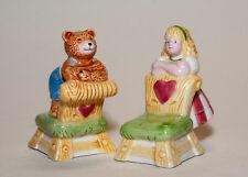 Goldie Locks & Baby Bear Salt & Pepper Shakers
