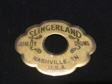 Slingerland Cloud Badge Nashville Era Brand New