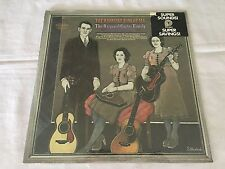 THE ORIGINAL CARTER FAMILY THE HAPPIEST DAYS OF ALL NEW SEALED LP