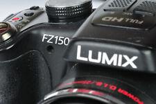 Panasonic Lumix DMC-FZ150 Digital Camera Full HD, AVCHD with 8GB SD Card