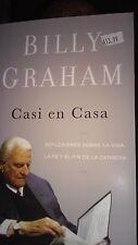 Casi en casa  - Billy Graham