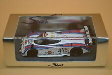Spark S0650 - 1:43 Scale Model Of A Lancia LC2 - Number 4 Le Mans 1983