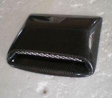 Cuchara De Carbono Superior Techo Ventilación Rejilla de flujo de aire para 08-11 Subaru Impreza WRX STI
