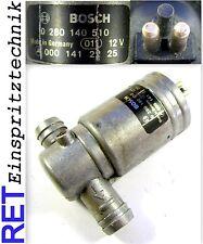 Leerlaufregler BOSCH 0280140510 Mercedes Benz W 201 W 124 0001412225 original