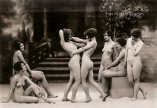 Albert Arthur Allen Photo, Female Figures Dancing, Group Choreography