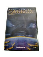 Zardoz (DVD, 2000) Sean Connery Film from 1974 - New Sealed