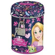Princesses tirelire en métal avec cadenas idée cadeau Princess Disney