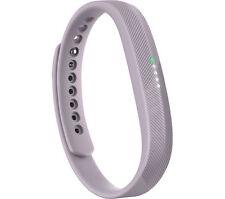FITBIT Flex 2 Tracks steps distance calories Smartphone alerts Lavender