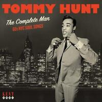 TOMMY HUNT The Complete Man - 60s NYC Soul Songs NEW & SEALED CD (KENT) 60s SOUL