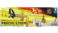 NEW Photon Storm Call Of Duty Semi-Auto Soft Bullet Electric Gun NERF Style 6+