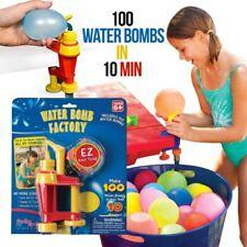 Swim Sportz Water Bomb Factory Pool and Garden Toy / Game - Childrens Essen