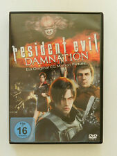DVD Resident Evil Damnation Film