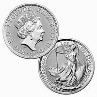 1 oz - 2018 - 2£ Silver Britannia Coin .999 PURE LIMITED STRIKE