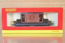 HORNBY R6119 BR BROWN 20 TON BRAKE VAN WAGON B952005 MINT BOXED ns