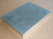 ALUMINIUM BAR / BILLET / BLOCK - 150mm x 100mm  x 25mm  - GRADE 6082 T6