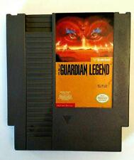 The Guardian Legend NES Nintendo Entertainment System Vintage 1988 Game Untested