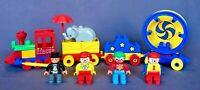 Lego Duplo Circus Train Cars