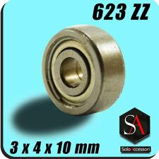 Cuscinetto Miniatura 10 Pz MR115-2RS Cuscinetti A Sfere A Gola Profonda In Miniatura Doppio Cuscinetto Schermato In Acciaio 5 x 11 x 4mm