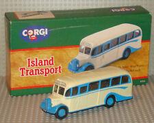 Corgi Clásicos Bedford OB Edición Especial-Isla De Transporte-vice Tours 97101