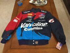 Vintage Nascar 2000 Mark Martin Valvoline Cummins Racing Jacket New W/tag Small