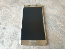Samsung Galaxy S6 Edge SM-G925F - 64GB - Gold (EE) Smartphone