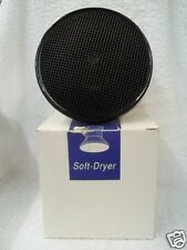 Professional SOFT DRYER DIFFUSER Fits Most Small Blow Dryers ~ Black in Color!!
