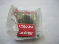 Genuine lc-600 C Y M B For Brother mfc-580 590 890 Original