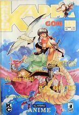 STAR COMICS  KAPPA MAGAZINE N.15 1993 GON OH MIA IDEA  3X3 OCCHI