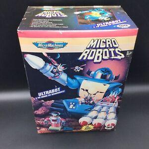 1992# MicroMachines ZBOTS Robot Megabot Galoob Idéal GIG # NIB [CH]