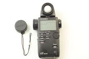 [Almost MINT READ SEKONIC L-508 Zoom Master Flash/Spot Light Meter From JAPAN