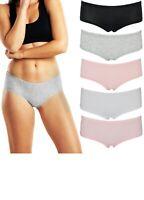 Women's BoyShort Underwear Panties | Comfortable Fit | S M L XL | Lot of 3-10 |