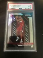 🏀TROY BROWN JR. 2018-19 PANINI PRIZM RC ROOKIE PSA MINT 9 WIZARDS 🏀